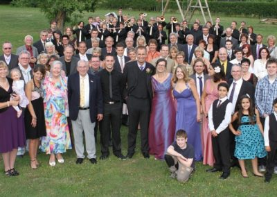 #Hochzeitsgesellschft Fotografie von Christof Plautz