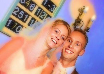 Kitschige Hochzeitsfotos aus Haseldorf bei Wedel Hochzeitsfotografie von Christof Plautz