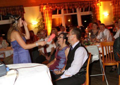 Reportage / Hochzeitfeier © Christof Plautz