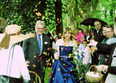 Reportage / Hochzeitsfotografie in Uetersen bei Hamburg © Christof PLautz