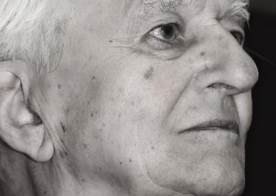 Richard von Weizsäcker © Christof Plautz