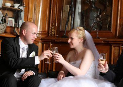 Standesamt Hochzeitsfotografie bei Schwerin © Christof Plautz