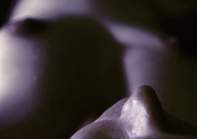 Liegender Akt © Christof Plautz