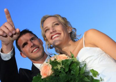 Klassische Hochzeitsfotos bei Elmshorn © Christof Plautz