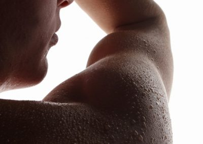 Teilakt vom Bodybuilder © Christof Plautz