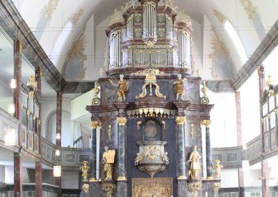 Hochzeitskirche Uetersen